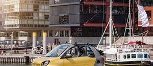 La nouvelle smart fortwo cabriolet dévoilée à Francfort