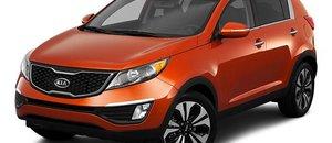 Le nouveau Kia Sportage 2014 – Plus d'espace et plus de plaisir