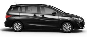 Mazda 5 2012, pour ceux qui aiment l'espace et aiment conduire!