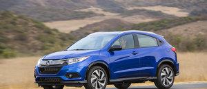 Honda HR-V 2019 vs Toyota C-HR 2019 : la polyvalence vous intéresse?
