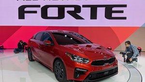 Kia Forte 2019 : un nouveau style et une conception améliorée