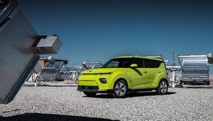 Le Kia Soul EV 2020 présenté au Salon de l'auto de Los Angeles