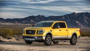 Nissan Titan 2015, nouveau look mais surpuissante