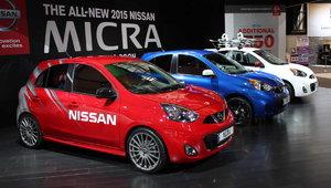 Trois choses que l'on aime de la Nissan Micra 2015