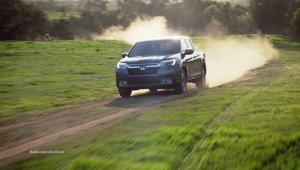 Découvrez tous les endroits où le Honda Ridgeline 2017 vous mènera