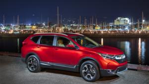 Honda CR-V 2017 : mieux à tous les niveaux