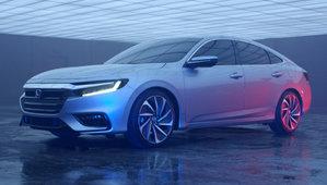 Une nouvelle Honda Insight sera présentée à Détroit