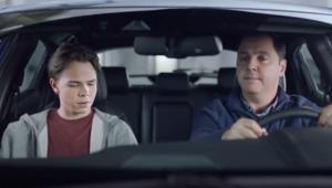 Honda Civic 2017 - Père et Fils