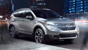 2018 Nissan Rogue vs 2018 Honda CR-V in Sherbrooke