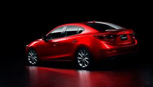 2016 Mazda3: A real looker