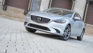 Mazda6 2016: Hommage à la transmission manuelle