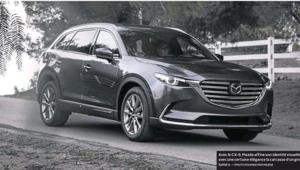 Mazda CX-9 2016 : une refonte réussie