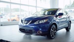 Nissan Qashqai 2017 : le profil d'un gagnant