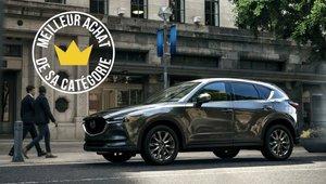 Meilleurs achats 2019 du Guide de l'auto : Mazda CX-5