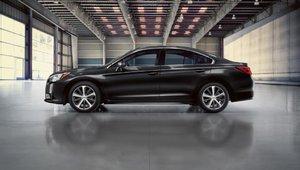 Subaru Legacy 2017 : plus de sécurité pour la Subaru Legacy à Montréal