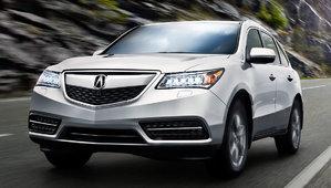 Acura MDX 2014 – Toujours en mesure de se démarquer