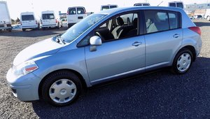Nissan Versa 1.8 S GARANTIE PROLONGÉE ! 2009