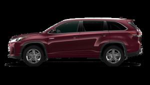 2017  Highlander Hybrid