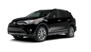 RAV4 Hybride  2017