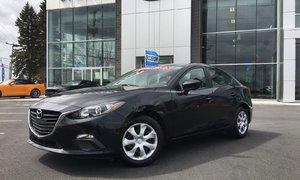 2016 Mazda Mazda3 GX / 70$ par semaine
