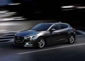 Mazda Improves the Already Popular 2017 Mazda 3