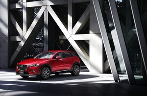 A host of changes for the 2018 Mazda CX-3