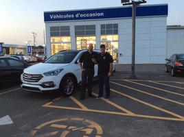 Ça commence bien les vacances! de Hyundai Trois-Rivières à Trois-Rivières