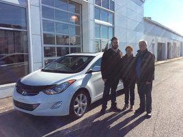 Grande satisfaction de Hyundai Trois-Rivières à Trois-Rivières