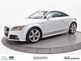 2013 Audi TT 2.0T   S-LINE   MAGS 19''