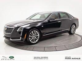 2016 Cadillac CT6 3.6L Luxury   NAV + CAMÉRA 360