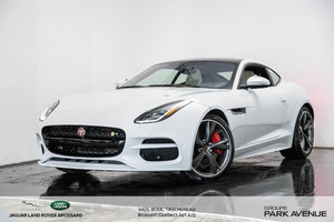 Jaguar F-TYPE Coupe Coupe 550hp R AWD (2) 2019
