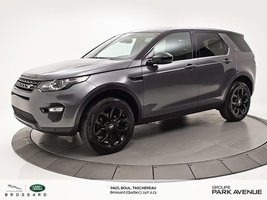 2016 Land Rover DISCOVERY SPORT HSE   BLACK PACK, NAVI