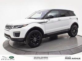 2016 Land Rover Range Rover Evoque SE   BLACK CONTRAST
