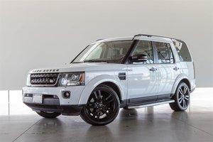 2016 Land Rover LR4 HSE LUX (2016.5)