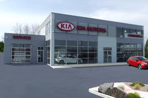 C'est officiel! Kia Cowansville reçoit les clients dans ses nouveaux locaux!