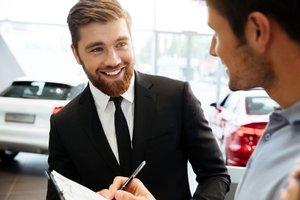 Le quotidien d'un représentant aux ventes automobiles