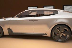Kia sur le point de dévoiler un deuxième concept GT