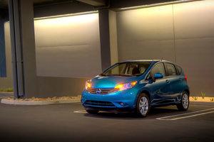 La Nissan Versa Note 2014 dans les médias
