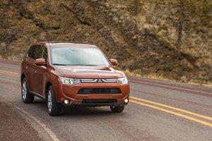 Mitsubishi Outlander 2014 – Tout nouveau tout beau