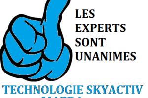 Le Groupe Beaucage vous présente l'opinion des experts à propos de Skyactiv