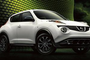 Nissan Juke 2014 – Le plaisir compact