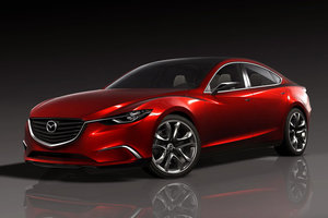 Le nouveau concept de Mazda deviendra possiblement la Mazda6