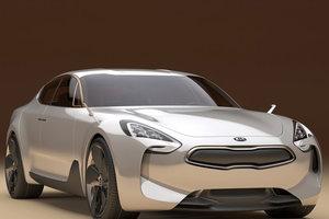 Le fabricant Kia remporte trois prix de design