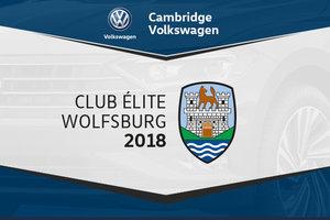 2018 Wolfsburg Crest Club