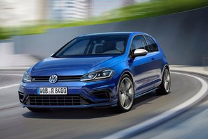 What the media thinks of the 2018 Volkswagen Golf R