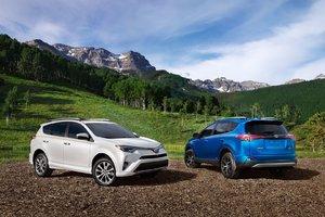 Toyota RAV4 2017 : plus d'équipement et plus de sécurité