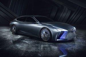 La Lexus LS+ Concept dévoilée en primeur mondiale à Tokyo