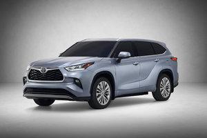 Toyota Highlander 2020 : leader dans son créneau depuis 2001