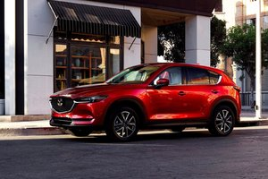 2017 Mazda CX-5 : One of the Most Popular Compact SUVs Gets Even Better