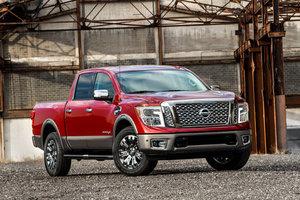 2018 Nissan Titan: Livin' Large